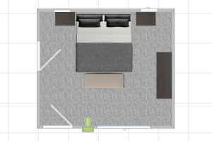 Bedroom Layout 1
