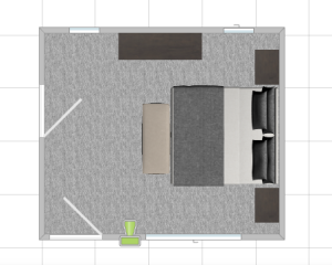 Bedroom Layout 2