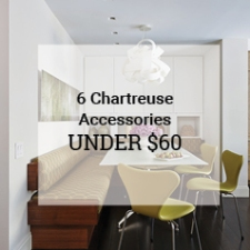 Chartreuse Accessories