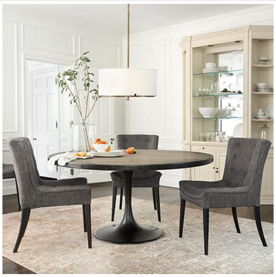 AirHaus Modern Industrial Dining Room