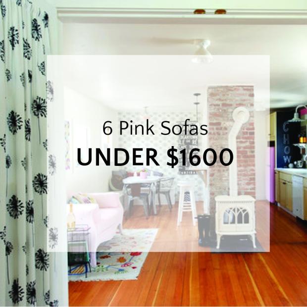 Thumbnail Pink Sofas